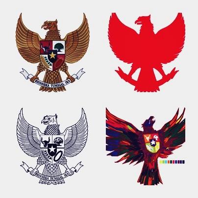 kumpulan logo garudan png transparant
