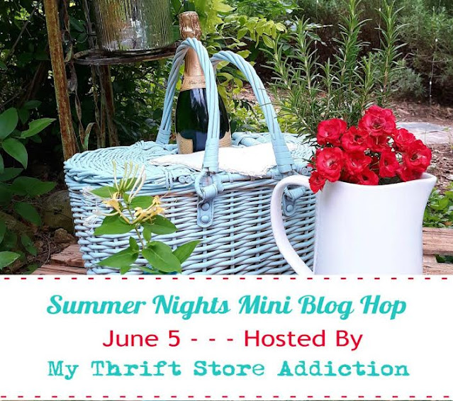 Mini Summer Blog Hop With Your Favorite Bloggers sharing outdoor activities, recipes and DIY