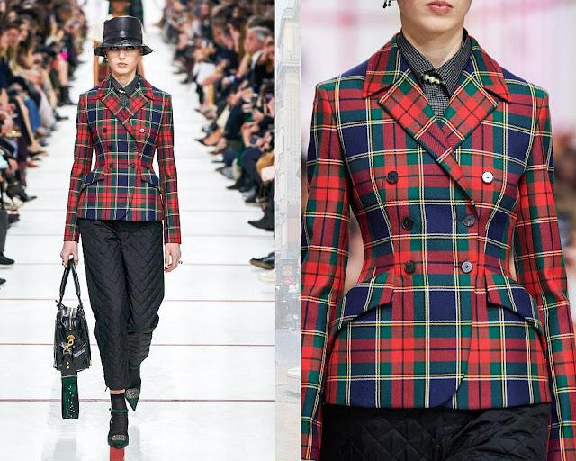 Christian Dior осень-зима 2019/2020 8