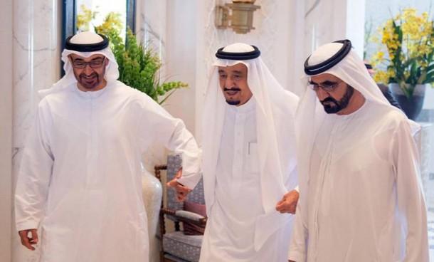 وثيقة سرية تفضح ولى عهد أبو ظبى وتكشف عن مخططه للإطاحة بالملك سلمان عبد العزيز