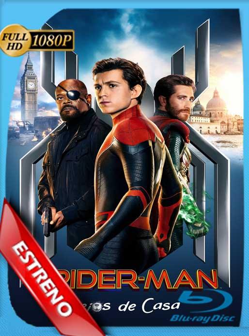 Spider-Man: Lejos de Casa (2019) HD [1080p] Latino [GoogleDrive] SilvestreHD