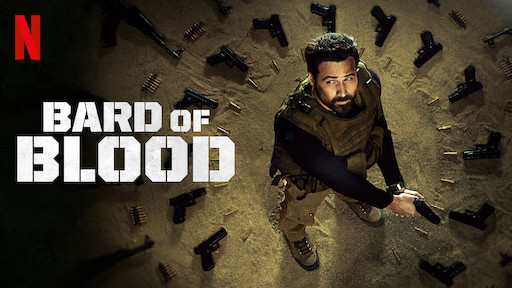Emran Hashmi starring Indian web series Bard of Blood