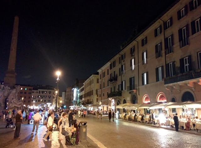 Rome - Late Dinner