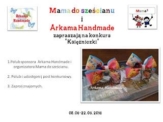 http://mamadoszescianu.blogspot.com/2016/06/konkurs-ksiezniczki.html
