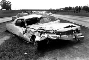 40 Year Itch: 40 Year Itch: Stevie Wonder's Near Fatal Car