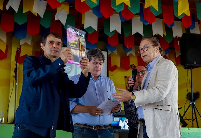 Romero comemora recorde: Maior São João do Mundo 2019 foi aprovado por 98,6% dos turistas, atesta Instituto 6Sigma