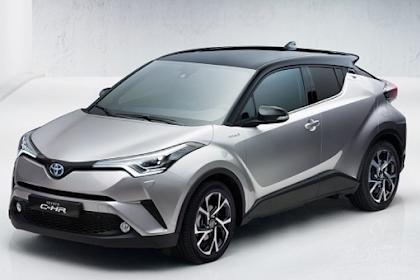 Harga Mobil Toyota C- HR, Review dan Spesifikasi Paling Lengkap Terbaru 2019
