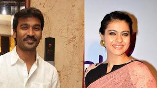 Kajol might be a part of Dhanush's Tamil film