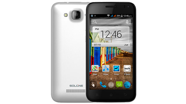 firmware - rom stock Solone SL-A50 Mini