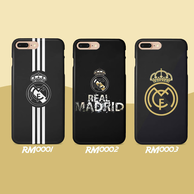 case hp real madrid fc