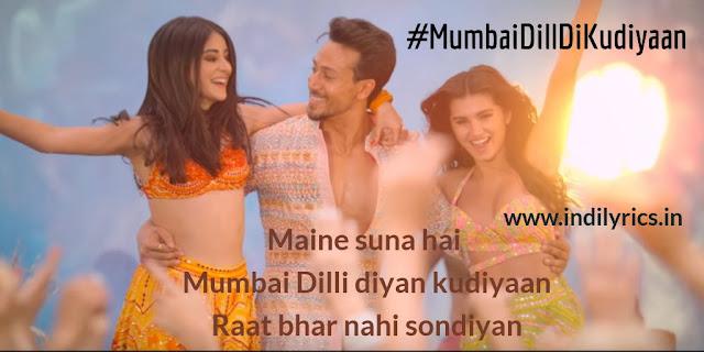 Mumbai Dilli Di Kudiyaan | Soty 2 | Tiger, Tara & Ananya | Pics | Quotes