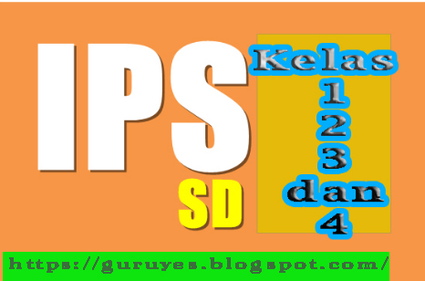 Download Buku IPS kelas 1, 2, 3, dan 4 Complit