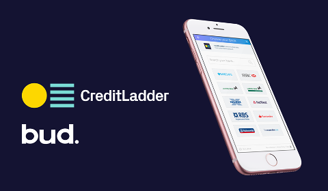 Partenariat CreditLadder+Bud