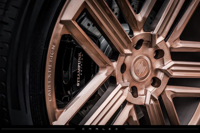 スチームパンク デザイン 車 メルセデスベンツGクラス