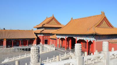 مدينة بكين عاصمة الصين