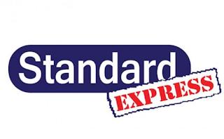 2 Cara Cek Resi Status Pengiriman Barang Standard Express