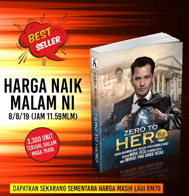 Zero To Hero Dato Aliff Syukri