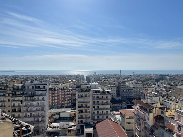 Thessaloniki free stock image from unsplash by Koutsou23