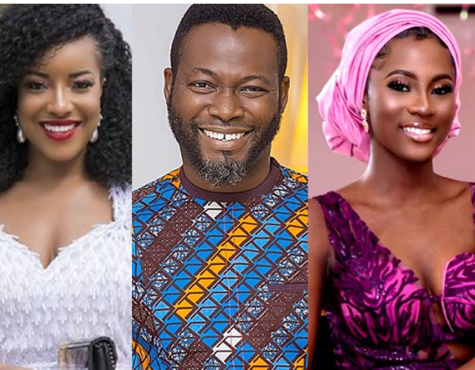 Joselyn Dumas, Adjetey Anang, Cina Soul, others nominated for Africa Movie Academy Awards 2020