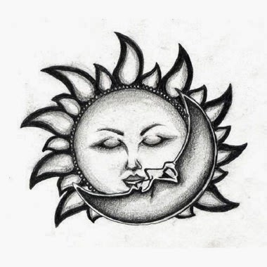 ART and TATTOO: Sun an...