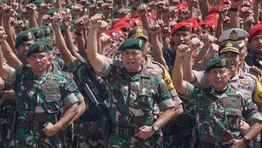 TNI-Polri dan Ormas Islam Harus Bersatu Lawan Kelompok Anti Pancasila
