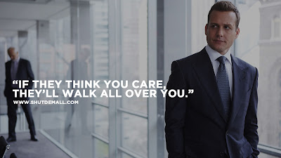 if they think you care quote