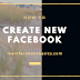 How to Create A New Facebook Account | Sign Up Facebook New Profile Account