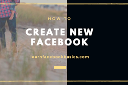 Create A New Facebook Account | Sign Up For Facebook New Profile Account