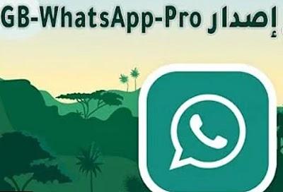 GB WhatsApp تطبيق بميزات جديدة لهواتف أندرويد