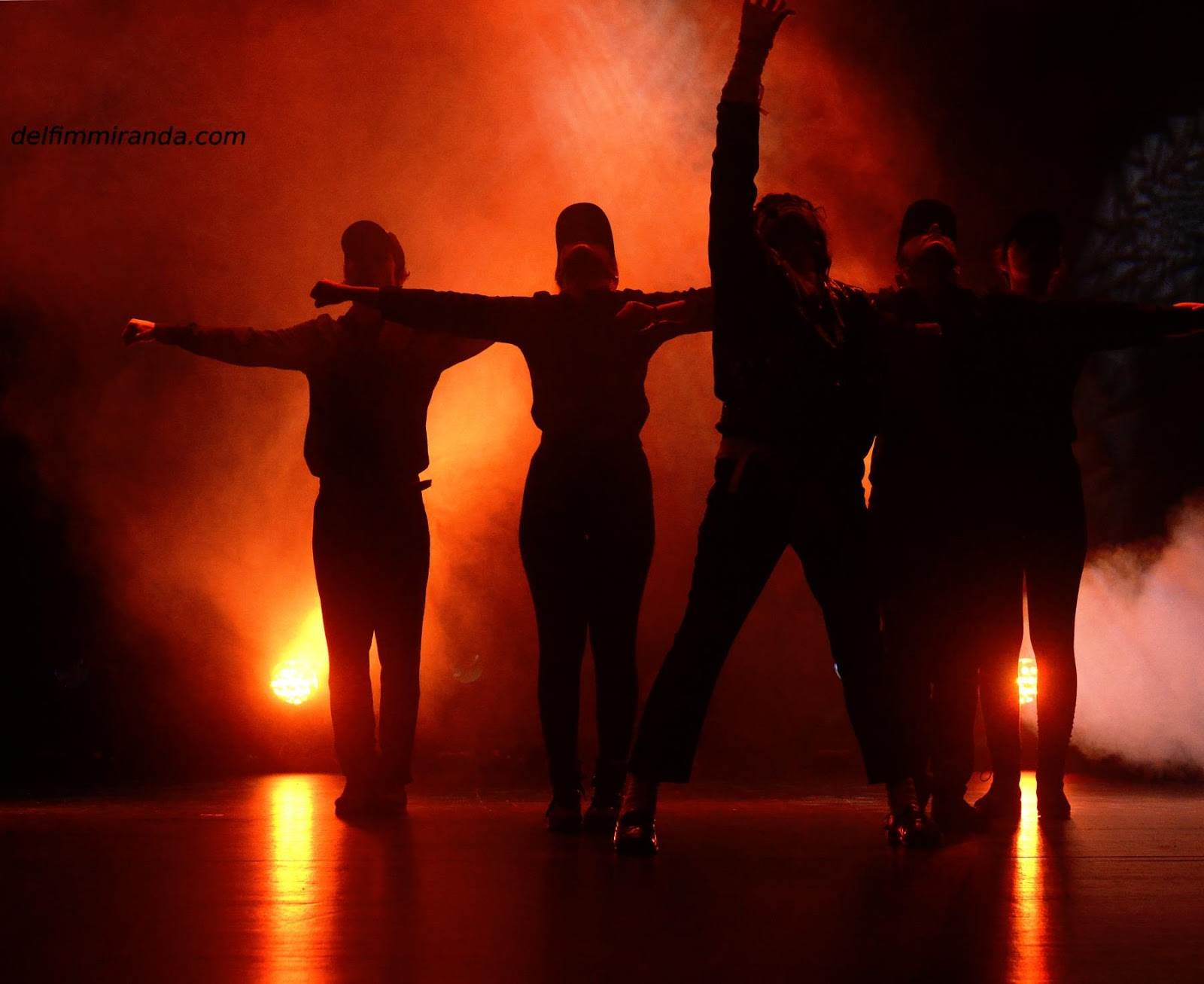 Delfim Miranda - Michael Jackson Tribute - End of Jam