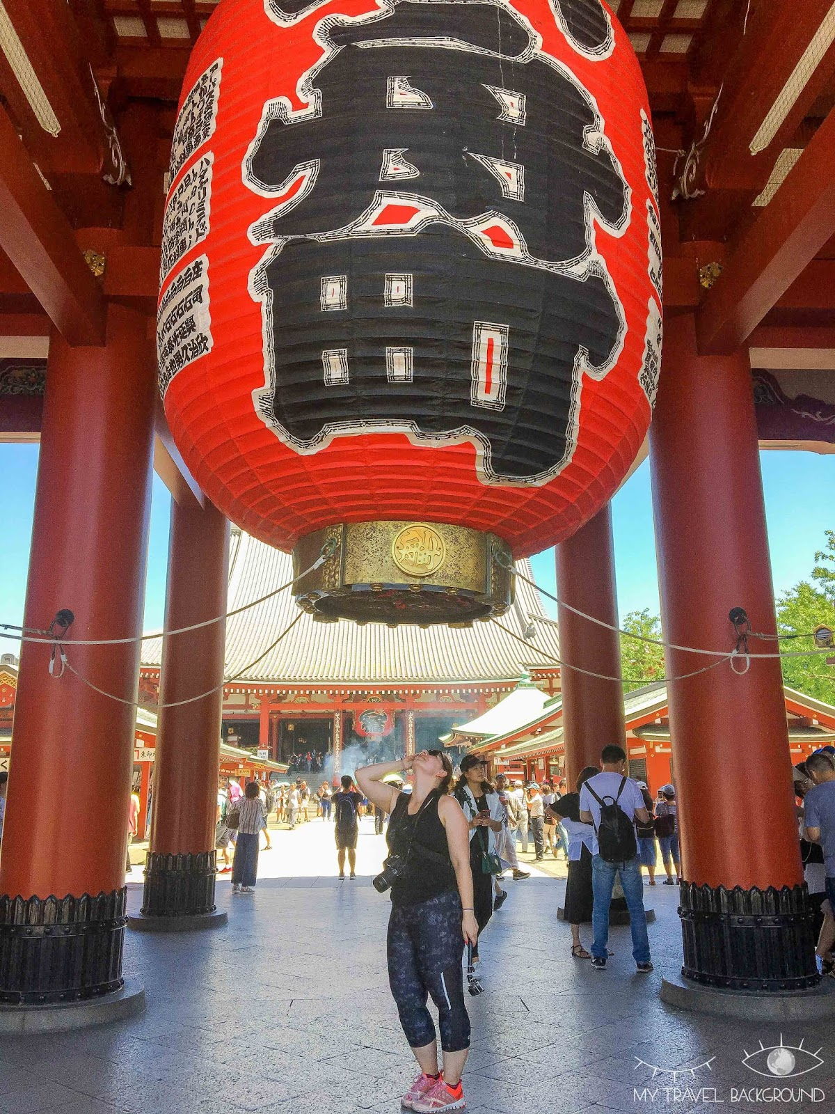 My Travel Background : mon road trip de 14 jours au Japon : itinéraire & infos pratiques - Tokyo