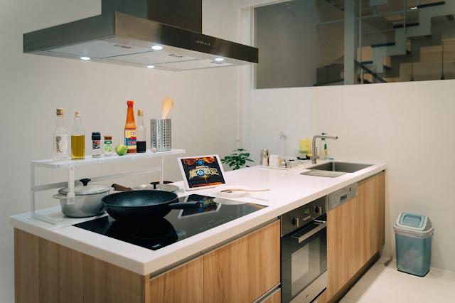 tower伸縮式雙層收納架(白) 山崎Yamazaki 廚房收納 空間再利用