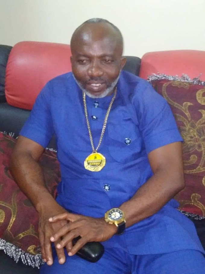 Anambra Union In Rivers Re-elects Comrade Sunny Chidube As President, Receives Accolades