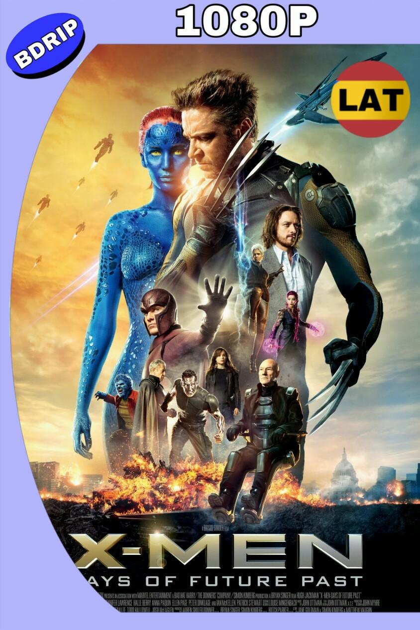 X-MEN: DIAS DEL FUTURO PASADO (2014) BDRIP 1080P LAT-ING MKV