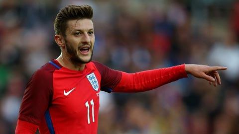 Trên đội tuyển Anh, Adam Lallana không phải là cầu thủ đang cố gắng tìm chỗ đứng như trước nữa.