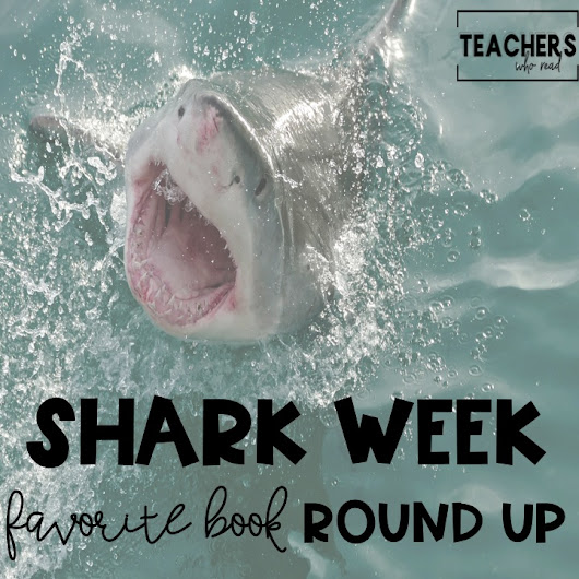 Shark Week Book Recommendations