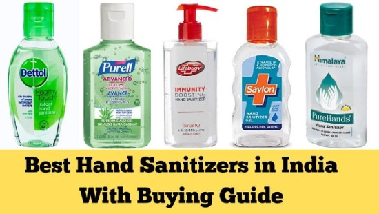 19 Best Hand Sanitizers for 2020: sanitiser price on amazon