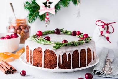 Christmas Birthday Cake 2019