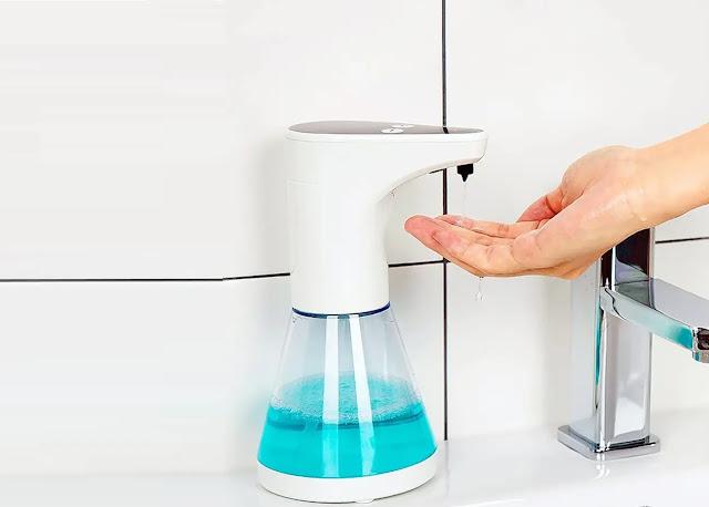 JOKBEN Automatic Soap Dispenser review