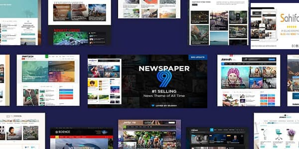 The best paid WordPress templates for the year 2019 are free for you