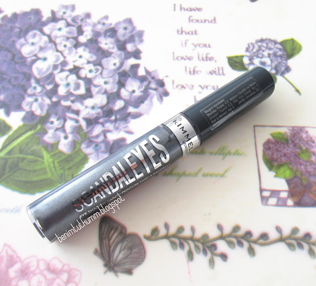 Rimmel London Scandaleyes Likit Far - Slate Grey