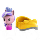 MLP Blind Bags, Confetti  Diamond Tiara Pony Cutie Mark Crew Figure