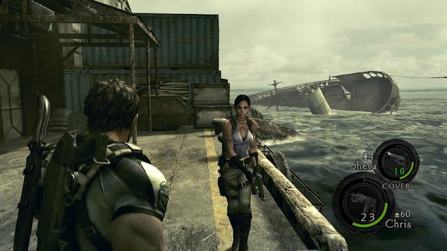 Resident Evil 5 PC Game Free Full Version Gameplay 1