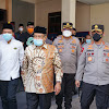 Kapolda Sulsel, Dampingi Kunjungan Silaturahmi Ketua PBNU  Ke Gereja Katedral Makassar
