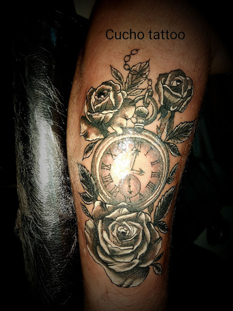 Tatuajes Reloj Rosas Imgurl