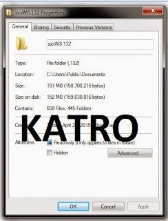 SOLUSI BILA GAGAL LOGIN KE APLIKASI EMIS PADA Windows 8.1