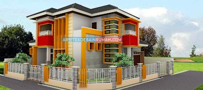Arsitek Desain Rumah Type 260