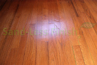 Dustless Hardwood Floor Refinishing, NYC