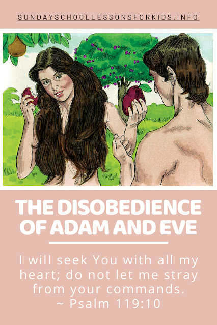 Disobedience of Adam and Eve