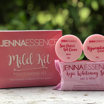 REVIEW: Jenna Essence Mild Kit (4-Step Rejuvenating Set)